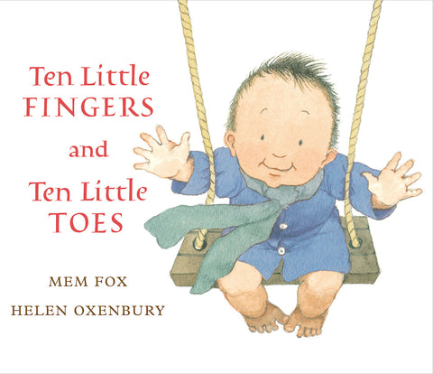 Ten Little Fingers And Ten Little Toes Children's Books