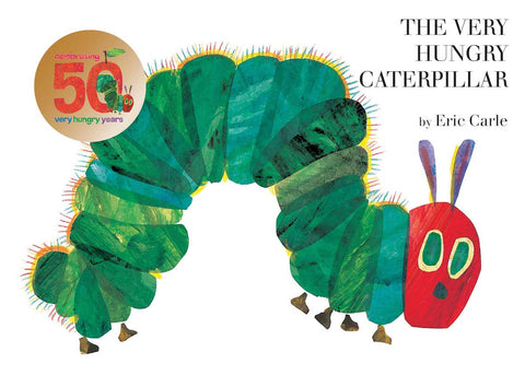 The Very Hungry Caterpillar Children's Book