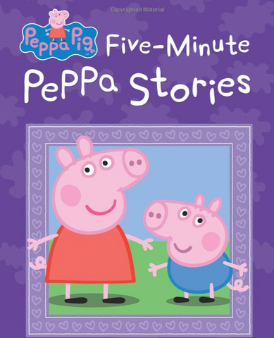 Peppa Pig 5 Minute Stories