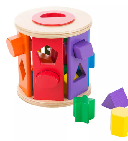 Shape Sorter For Kids