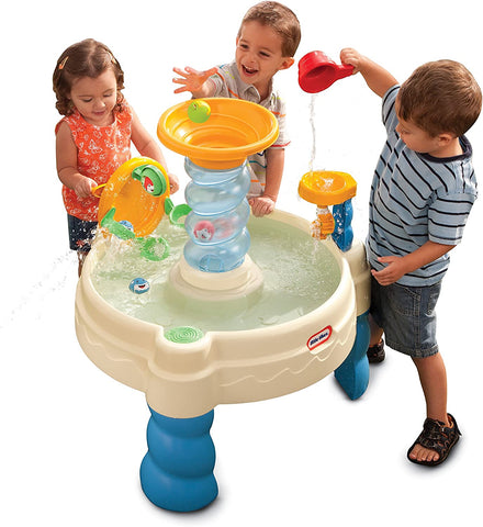 Waterpark table for kids