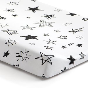 'Reach for the Stars' Changing Pad Cover