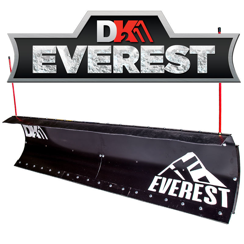 "Everest 88 x 22"" Hydraulic Snow Plow Kit"