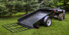 4ft x 6ft Multi Purpose Utility Trailer Kits - Black Powder coated-MMT4X6