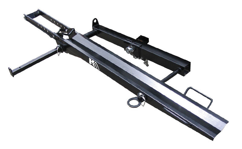 Hitch Mounted Motorcycle Carrier- TMC201