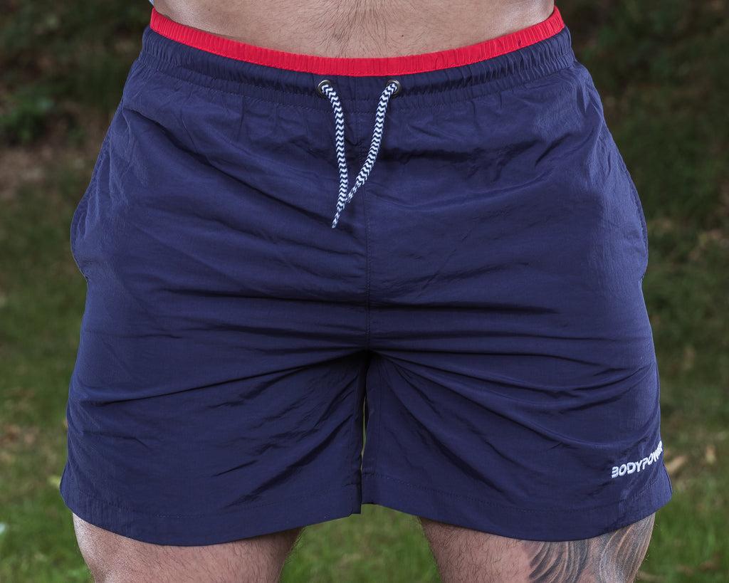 BodyPower Swim Shorts - Navy