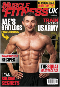 Muscle & Fitness Nov18