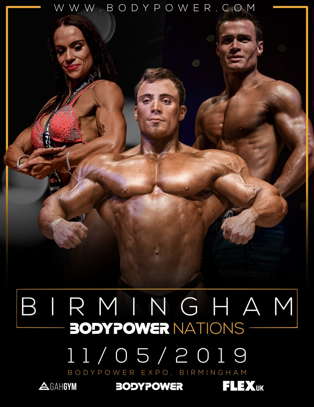 BodyPower Nations - Telford 31st August