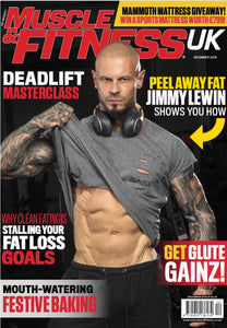Muscle & Fitness Dec18