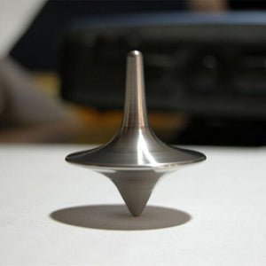 Metal Gyro Great Accurate Spinning Top