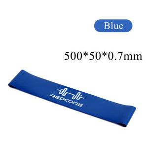 Athletic Latex Resistance Bands Elastic
