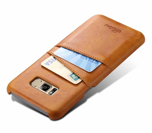 Samsung leather case