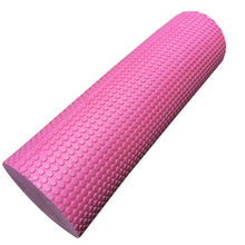 Foam Yoga Pilates Roller Gym Back Exercise Mat