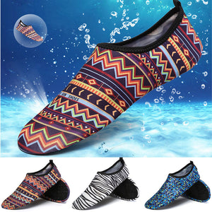 Unisex Aqua Shoes Quickly-dry Summer Footwear Barefoot Skin Shoes Lightweight Breathable Swimming Water Shoes - Gadget and gear guru
