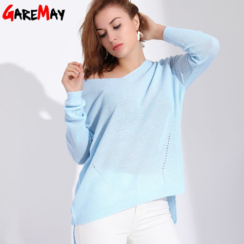 Women Sweaters And Pullovers Long Knitted