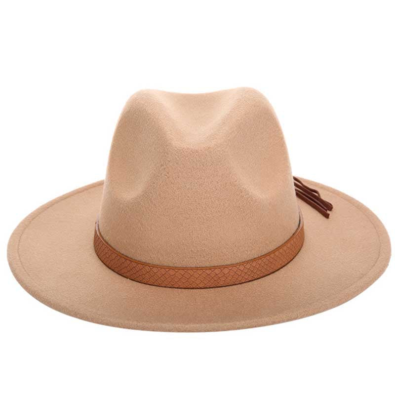 pippa wide brimmed fedora FALL 50% OFF