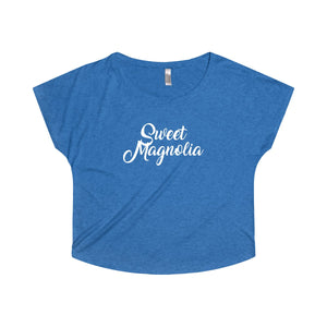 sweet magnolia loose fit t