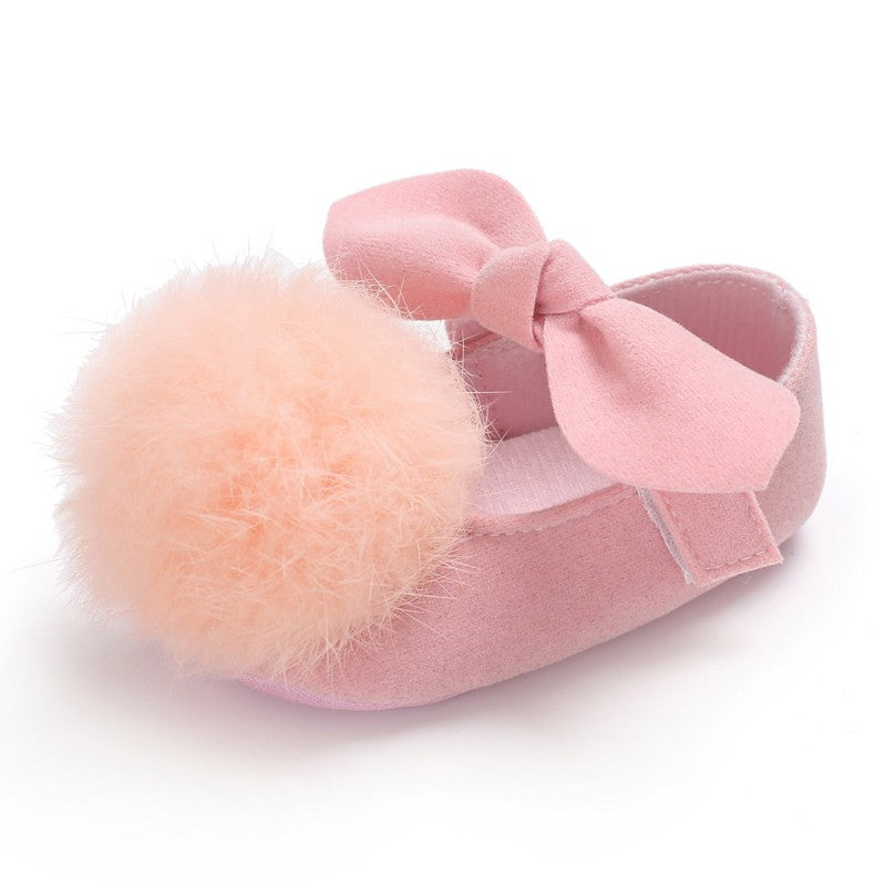 perfect pom party slipper