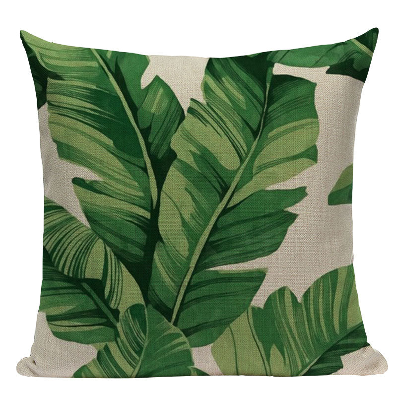 palmetto pillow cover