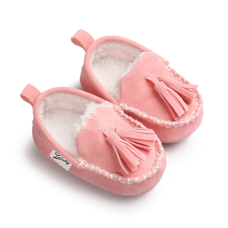 preppy slipper