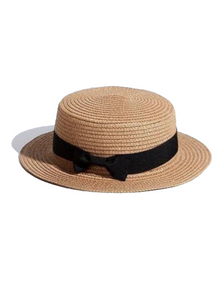 kid boater hat - FREE