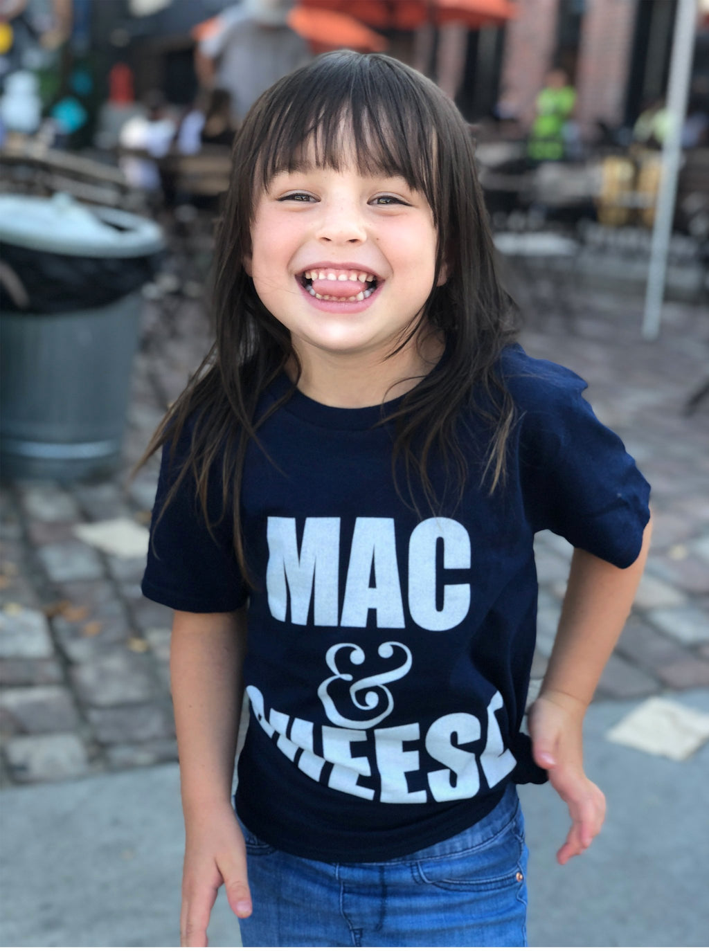 mac & cheese t