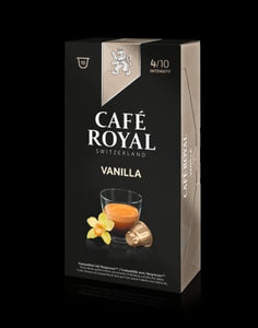 Cafe Royal-Vanilla