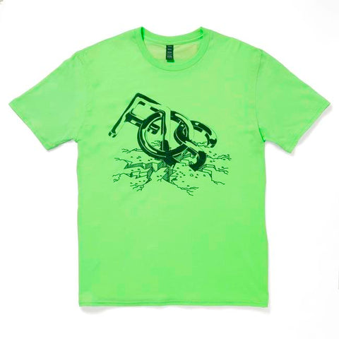 Virgil Abloh MCA FOS T-Shirt - Green