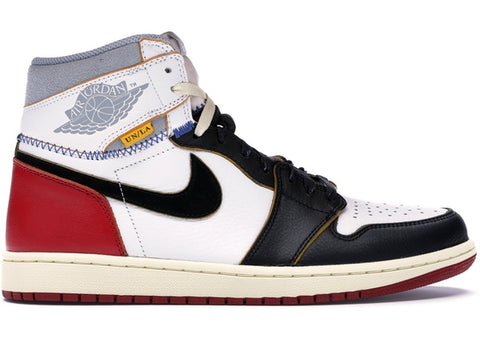Air Jordan 1 Retro High - Union Los Angeles Black Toe