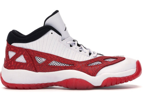 Air Jordan 11 Retro - Low IE Red