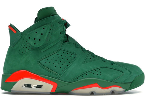 Air Jordan 6 Retro - Gatorade Green