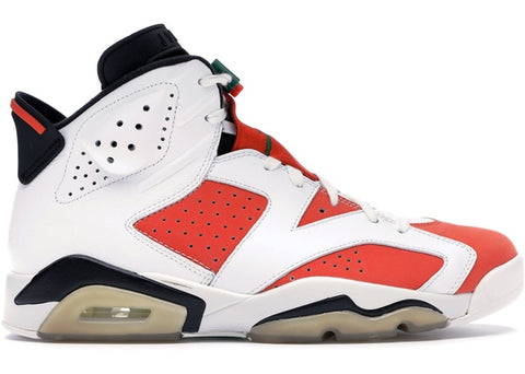 Air Jordan 6 Retro - Gatorade White