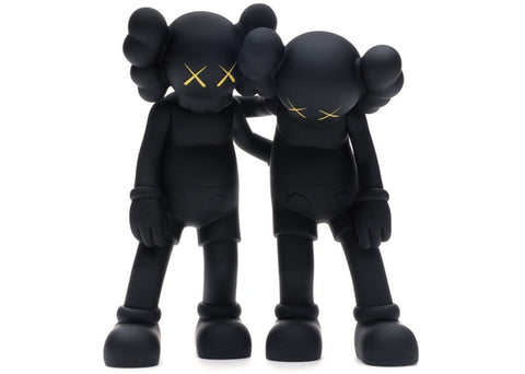 Kaws Along The Way Vinyl Figure - Black