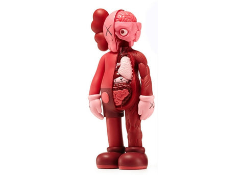 KAWS Companion Flayed Open Edition Vinyl Figure - Blush
