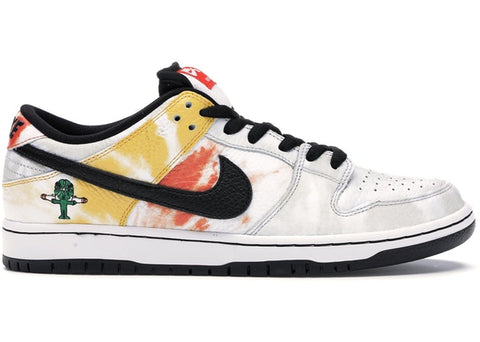 Nike SB Dunk Low Raygun Tie-Dye - White