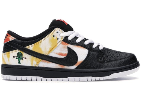 Nike SB Dunk Low Raygun Tie-Dye - Black