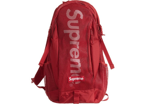 Supreme Backpack (SS20) Red