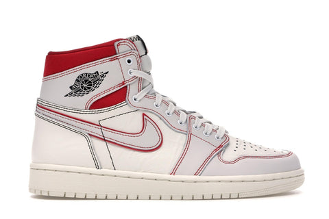 Air Jordan 1 Retro High - Phantom Gym Red