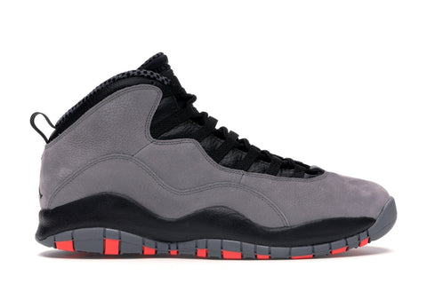 Air Jordan 10 Retro - Cool Grey