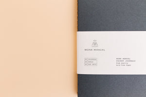 Monk Manual Extension Pack - 12 Month Goals + Calendar