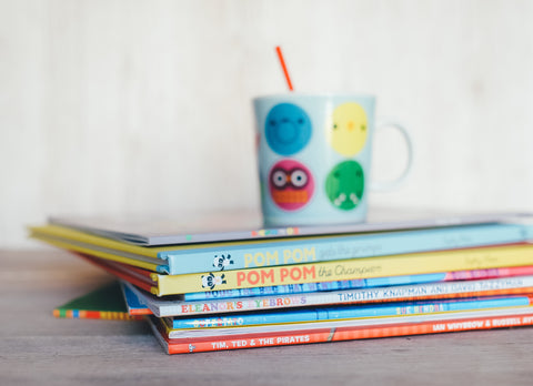 Fun Books For The Little Learners
