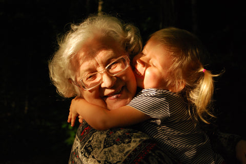 Importance Of Grandparents In Children's Lives