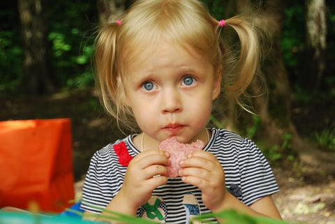 dealing with picky eaters and instilling healthy habits