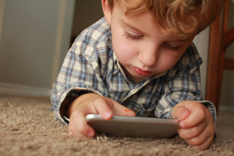 Screen Addiction in Kids