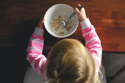 Does Your Child Hate Drinking Milk?