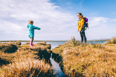 Tips To Make Travelling With Your Kid Easier