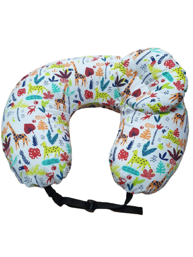 Extra large Nursing Pillow- Jungle Book