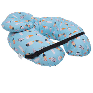 Extra large Nursing Pillow-You Make Me Melt Straps