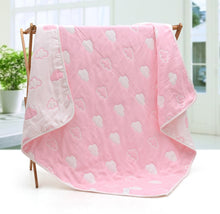 Pink Cloud Blanket
