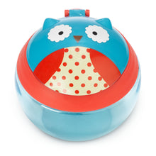 Zoo Snack Cup - Owl -  Front view